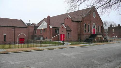 Newstead Avenue Missionary Baptist Church